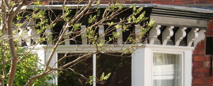 Bay Windows Porches